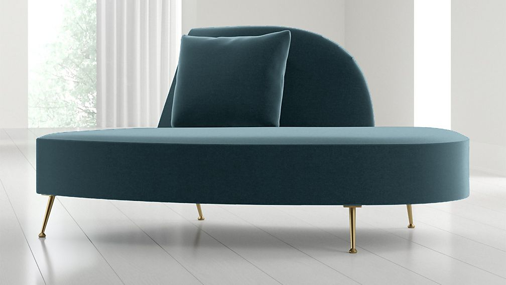Bellevue Right Arm Chaise - Image 1 of 4