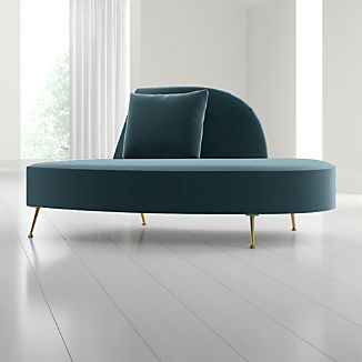 Bellevue Right Arm Chaise