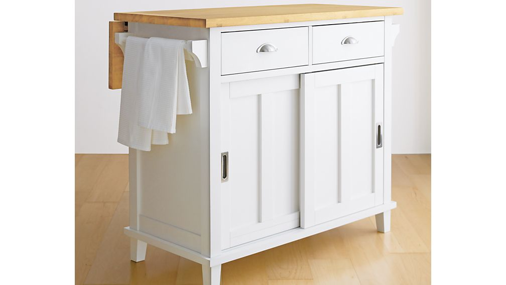 homestyle kitchen island belmont white kitchen island reviews crate and barrel 12408