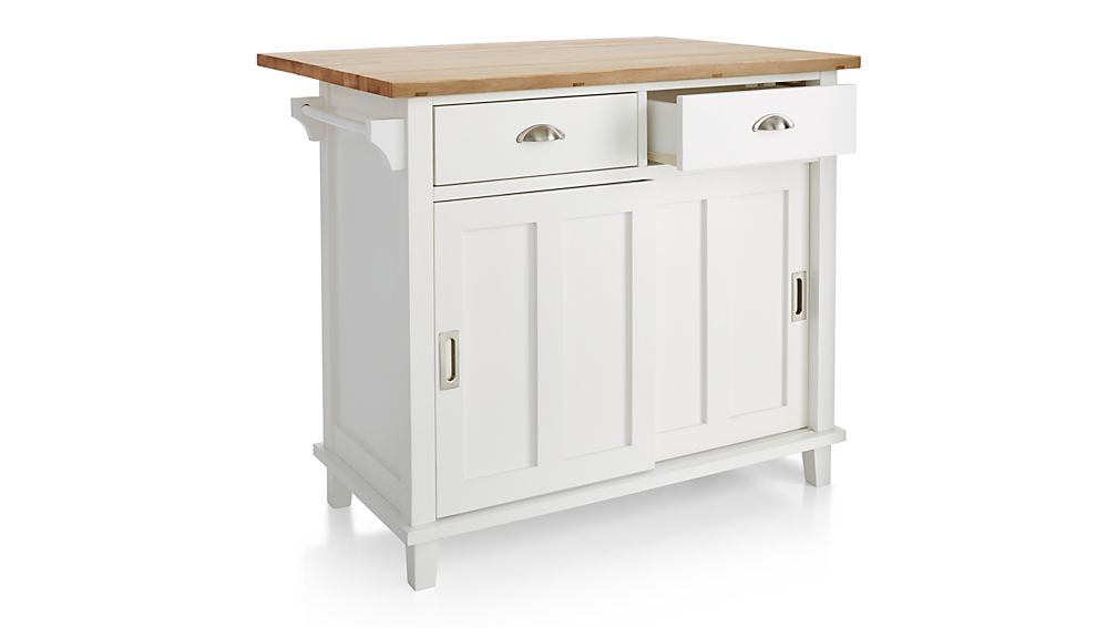 Belmont Kitchen Island Assembly