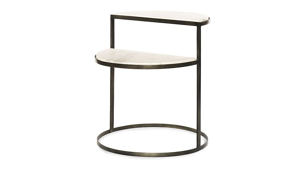 Belvedere Tiered Side Table - Image 1 of 9