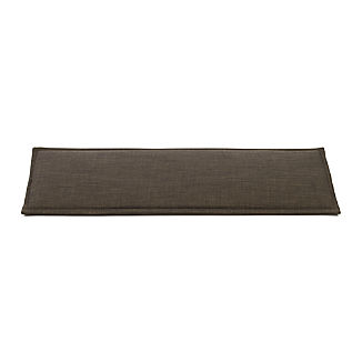Dark Granite Bench Cushion
