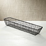 Bendt Iron Rectangle Basket