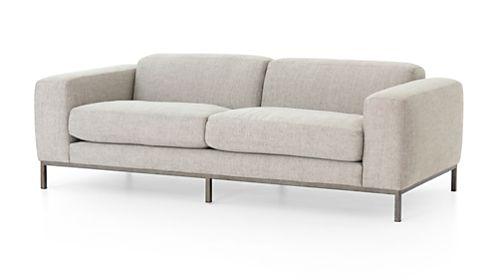 Benedict Grey Sofa