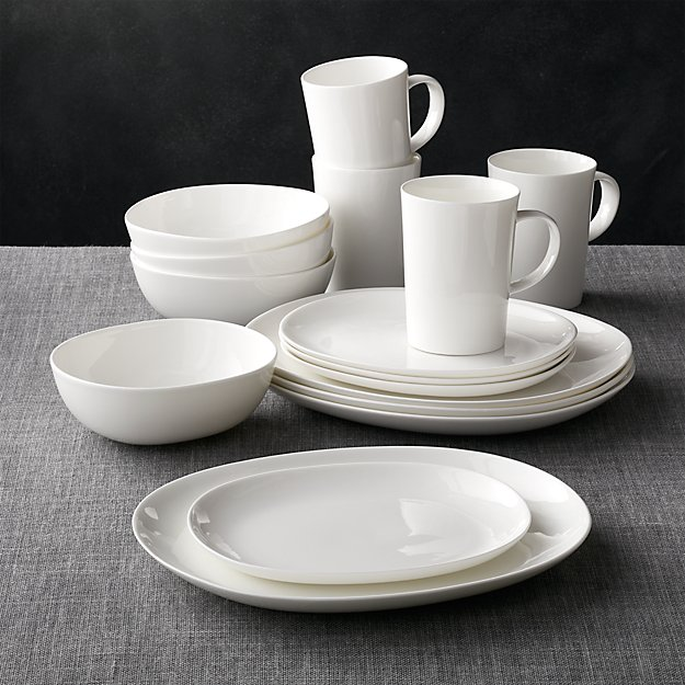 Bennett Oval 16-Piece Dinnerware Set - Image 1 of 3
