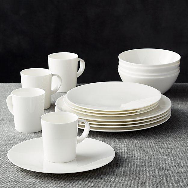 Bennett 16-Piece Dinnerware Set - Image 1 of 10
