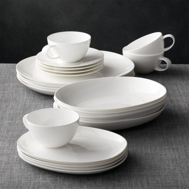 Bennett Oval Dinnerware