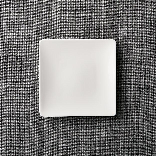 Bennett Square Appetizer Plate - Image 1 of 6