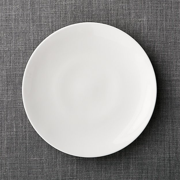 Bennett Dinner Plate + Reviews | Crate and Barrel