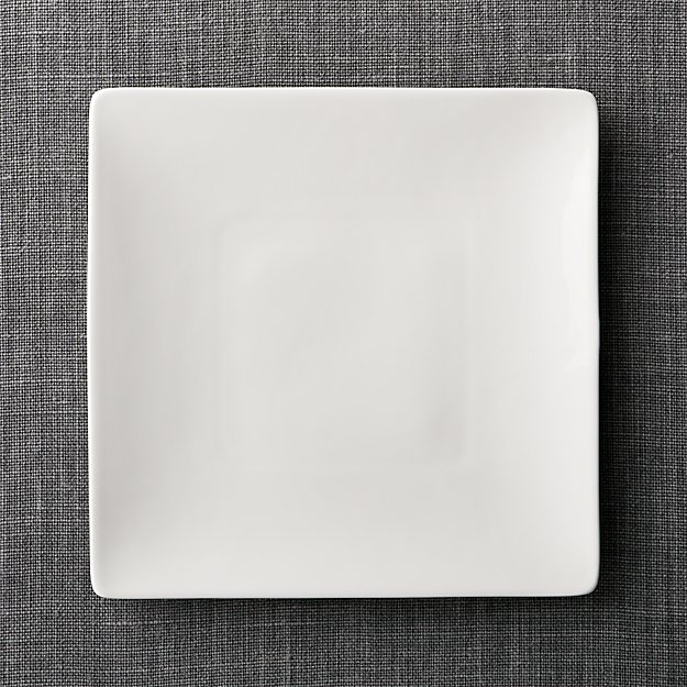 Bennett Square Dinner Plate - Image 1 of 6