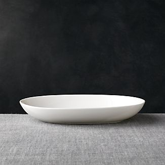 Bennett Oval Low Bowl