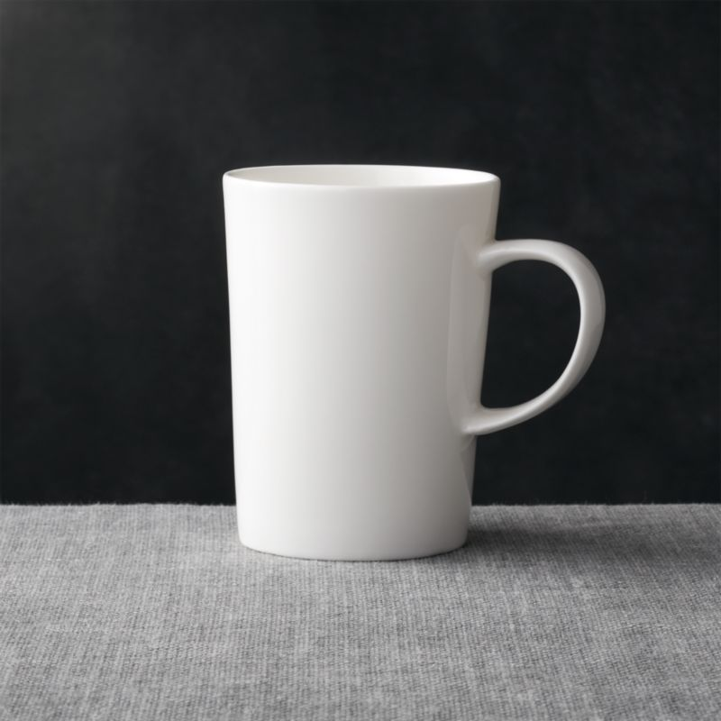 Bennett Large Mug Reviews Crate And Barrel