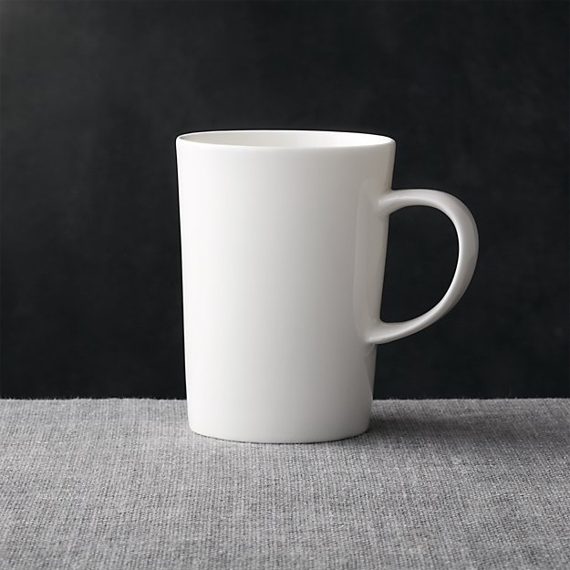 Cb2 Free Shipping >> Bennett Large Mug + Reviews | Crate and Barrel