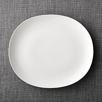 Bennett Oval Platter