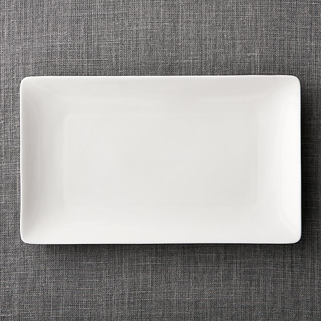 Bennett Large Platter Reviews Crate And Barrel