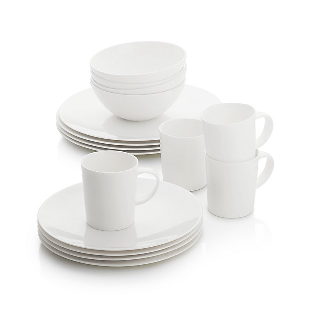 Bennett 16-Piece Dinnerware Set