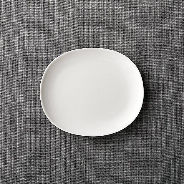 Bennett Oval Salad Plate