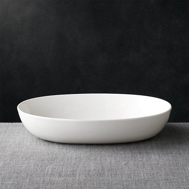 Bennett Oval Large Serving Bowl