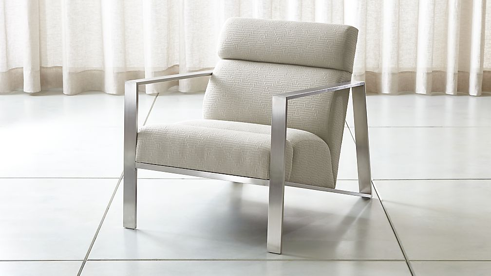 Bennetti Metal Frame Chair - Image 1 of 6