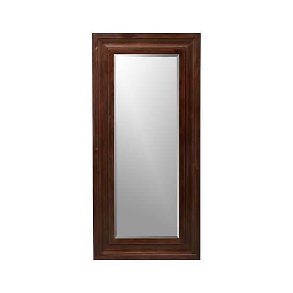 Beverly Small Floor Mirror