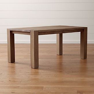 "Big Sur Smoke 65"" Dining Table"