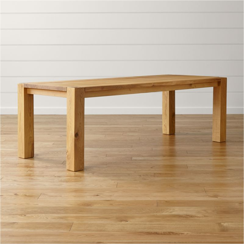 Big Sur Natural 905 Dining Table