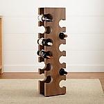 Big Sur Smoke 12-Bottle Standing Wine Rack