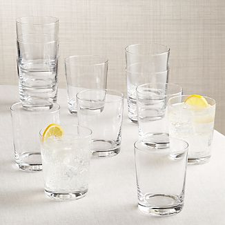 Biggs Double Old-Fashioned Set of 12