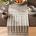 Billow Embroidered Table Runner