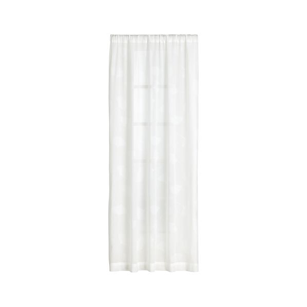 Marimekko Biloba Sheer 50x84 Curtain Panel