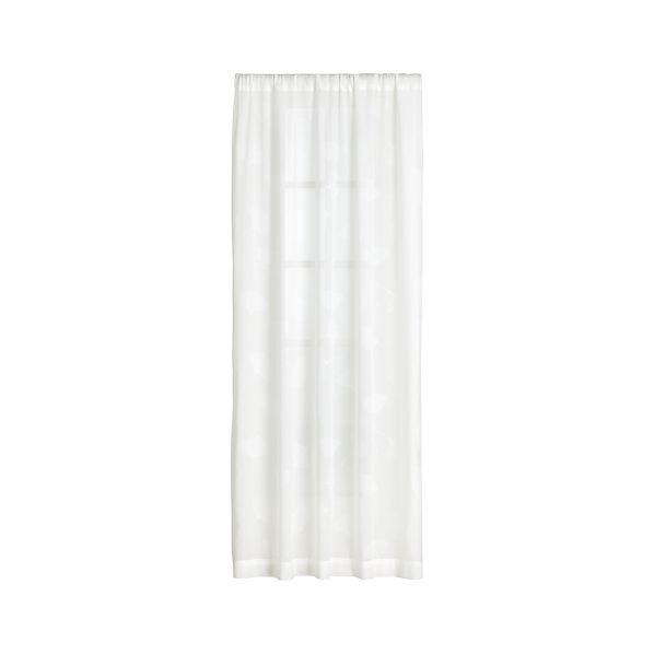 Marimekko Biloba Sheer 50x63 Curtain Panel