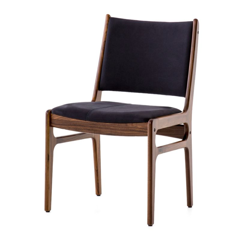 Blythe Square Back Dining Chair Reviews Crate And Barrel