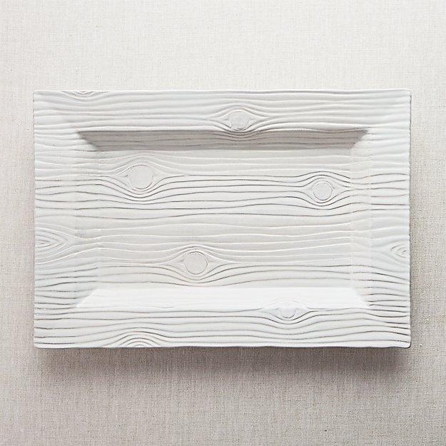 Birch Platter