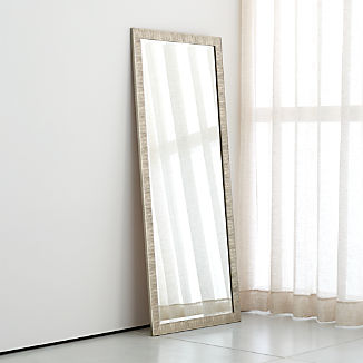 b09cf4b5802eaf Framed Beveled Mirrors | Crate and Barrel
