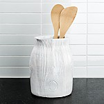Birch Utensil Holder