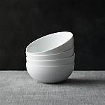 Set of 4 Bistro Bowls 5.75  23oz.