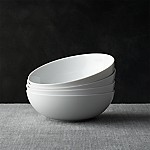 Set of 4 Bistro 8  Bowls