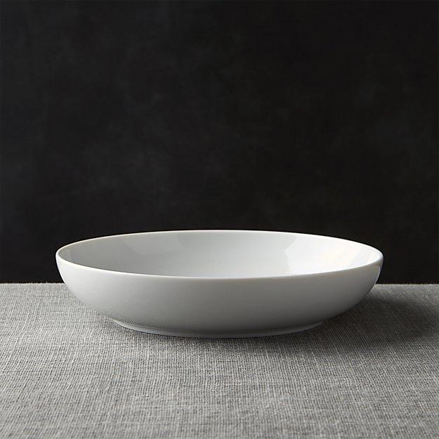 "Bistro 10"" Low Bowl - Image 1 of 2"