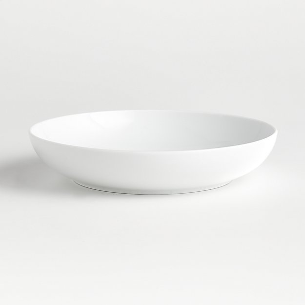 "Bistro 10"" Low Bowl - Image 1 of 3"