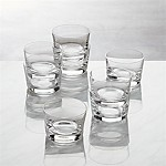 Bitty Bite Short Glasses, Set of 8
