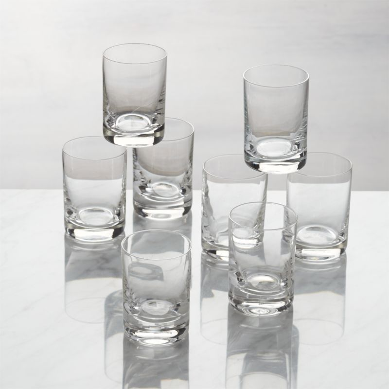 shot glasses and cordial glasses crate and barrel - Shot Glass Volume
