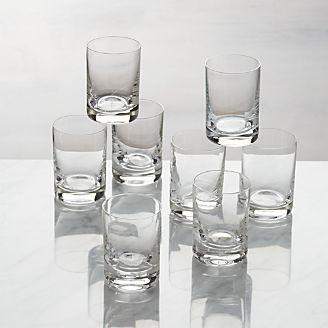 Bitty Bite Tall Glasses, Set of 8
