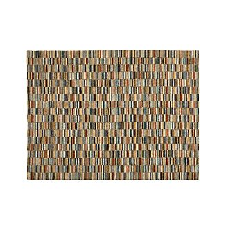 Bix Striped Wool 9'x12' Rug