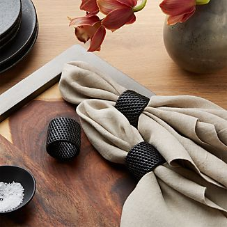 Napkin Holders Crate And Barrel