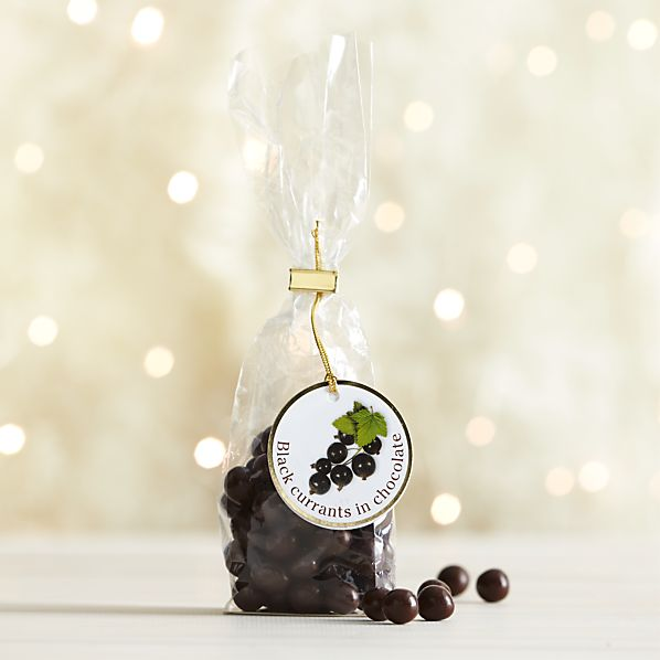 Black Currants in Dark Chocolate