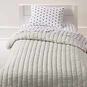 finest selection 160da cf65d Toddler Bedding   Ships Free   Crate and Barrel