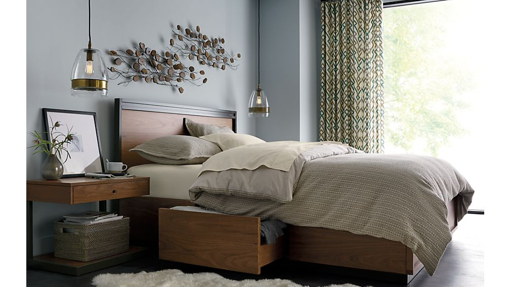 Blair Storage Bed Crate And Barrel