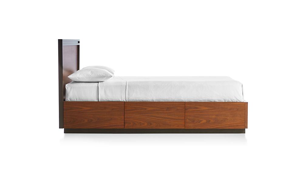Blair King Storage Bed