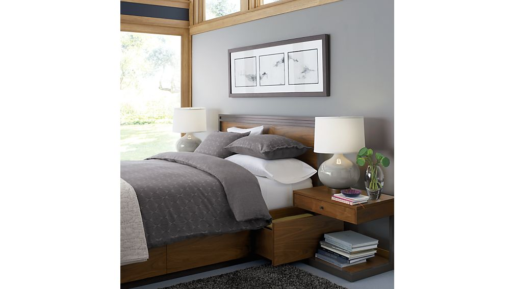 Blair King Storage Bed