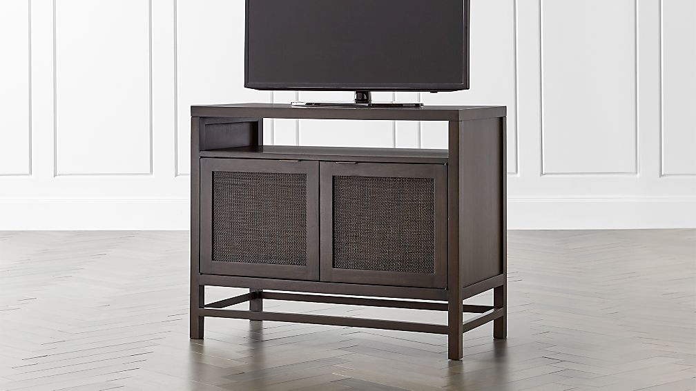 """Blake Carbon 42"""" Media Console - Image 1 of 7"""